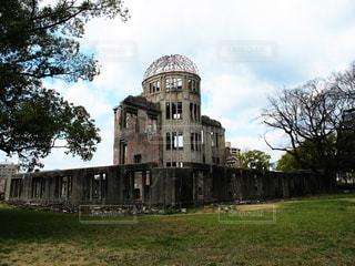 原爆ドームの写真・画像素材[1863207]
