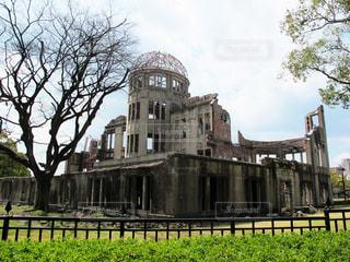 原爆ドームの写真・画像素材[1863224]