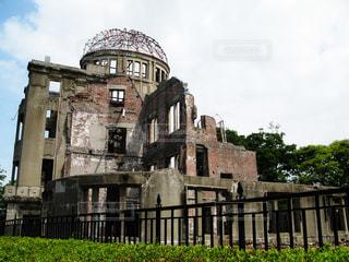 原爆ドームの写真・画像素材[1863226]