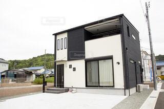 新築一戸建て住宅の写真・画像素材[3645151]