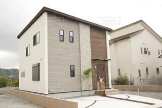 新築一戸建て住宅の写真・画像素材[3656670]
