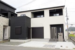新築一戸建て住宅の写真・画像素材[3656674]