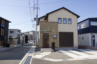 新築一戸建て住宅の写真・画像素材[3656676]