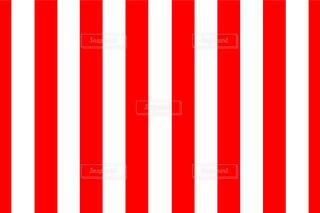 紅白幕の写真・画像素材[3695392]