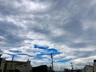 東京都の青空の写真・画像素材[1290040]