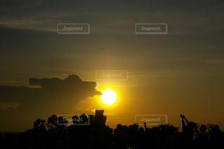 海外の夕焼けの写真・画像素材[1292932]