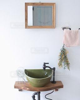 手洗い場の写真・画像素材[1289717]