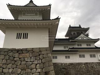 富山城の写真・画像素材[1294865]