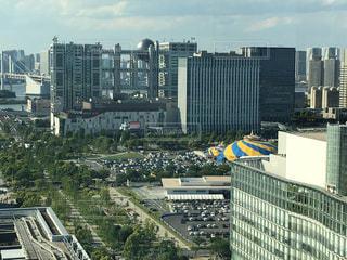 都市の高層ビルの写真・画像素材[1294873]