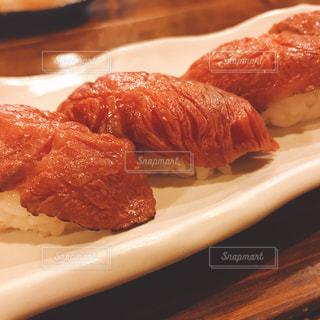 肉寿司の写真・画像素材[1291569]