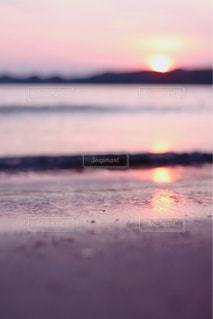 夕暮れの写真・画像素材[1553488]