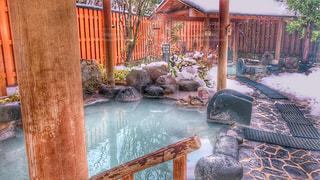 蔵王温泉(女風呂)の写真・画像素材[1708889]