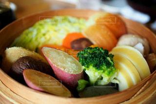 食品のボウルの写真・画像素材[1297638]