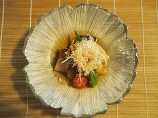 夏野菜の煮浸しの写真・画像素材[1294055]