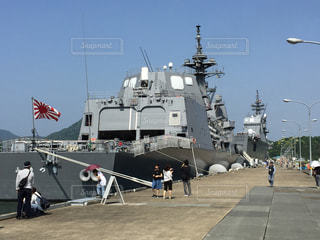 自衛隊基地 舞鶴港の写真・画像素材[1299392]