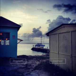 カリブのセントマーチンの写真・画像素材[1310596]