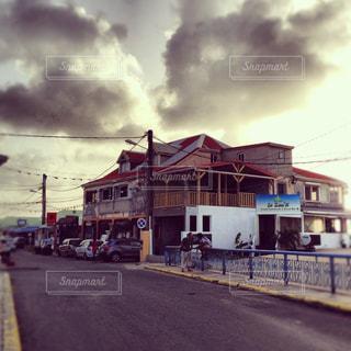 カリブのレストランの写真・画像素材[1310615]