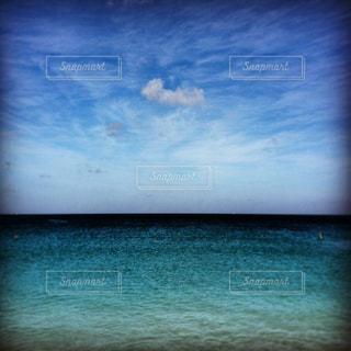 海と空の写真・画像素材[1313200]