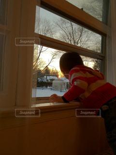 窓からの眺めの写真・画像素材[1326669]