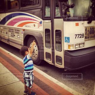 バス大好きの写真・画像素材[1328040]