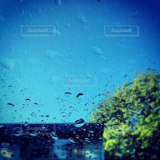 通り雨の写真・画像素材[1328083]