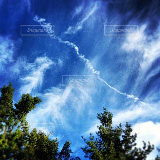 青い空の写真・画像素材[1328085]