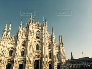 ミラノ大聖堂の写真・画像素材[1295973]