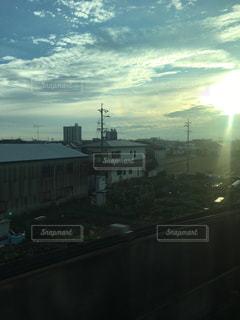 都市の景色の写真・画像素材[1309627]