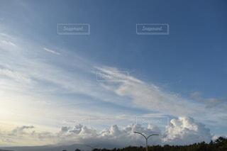 空の雲の群の写真・画像素材[4647948]