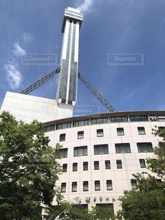 東京三大タワーの一つタワーホール船堀の写真・画像素材[2356994]