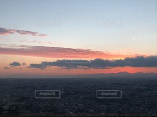 夕焼け写真@横浜の写真・画像素材[2357136]