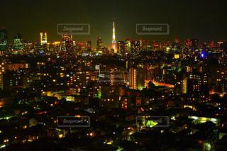 夜景の写真・画像素材[1297131]