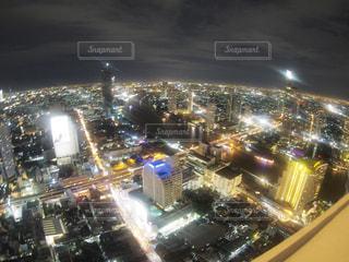 ルブアからの夜景の写真・画像素材[1432480]
