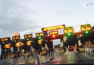 gate of SFの写真・画像素材[831306]