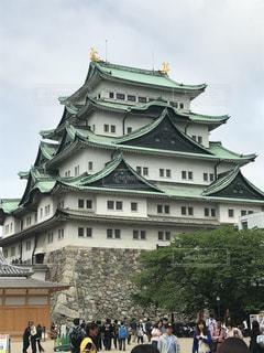 名古屋城の写真・画像素材[1301182]