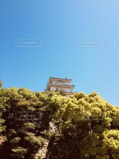 明石城跡の写真・画像素材[1308090]