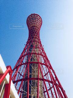 神戸ポートタワーの写真・画像素材[1314052]