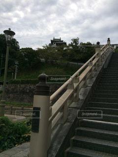 福知山城の写真・画像素材[1318090]