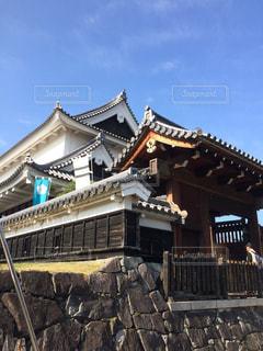 勝竜寺城の写真・画像素材[1327030]