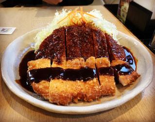 名古屋名物味噌カツの写真・画像素材[1299969]