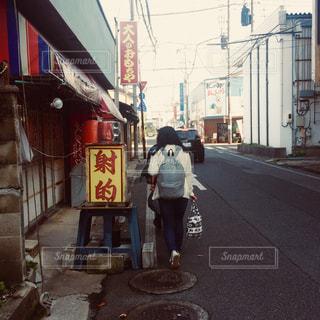 皆生温泉街の写真・画像素材[1310201]