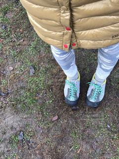 山ガール 山散歩の写真・画像素材[1297384]