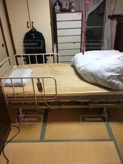 介護ベッドの写真・画像素材[1312050]