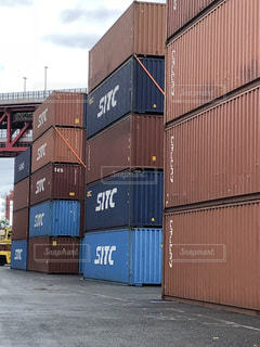 港の写真・画像素材[1341406]