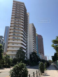 都市の高層ビルの写真・画像素材[1459664]