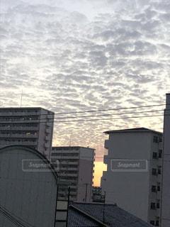 都市の高層ビルの写真・画像素材[1552497]
