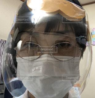 新型コロナウイルス感染対策の写真・画像素材[3117386]