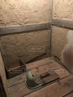 昔のトイレの写真・画像素材[1298160]