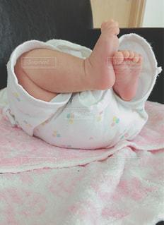 赤ちゃんの手の写真・画像素材[1306712]