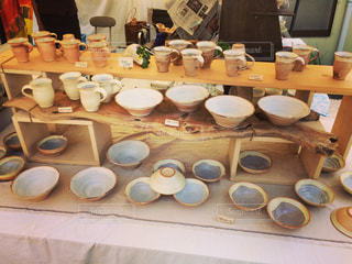 益子陶器市の写真・画像素材[1758859]